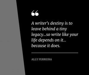 writers destiny