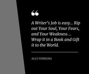 writer's job